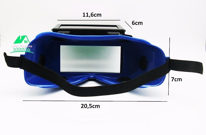 af666b7a5dce7 Óculos De Solda Escurecimento Automático - R  90,00 em Mercado Livre