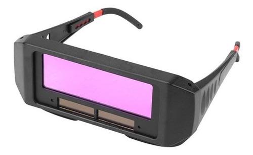 óculos de solda para soldador c/ escurecimento automático