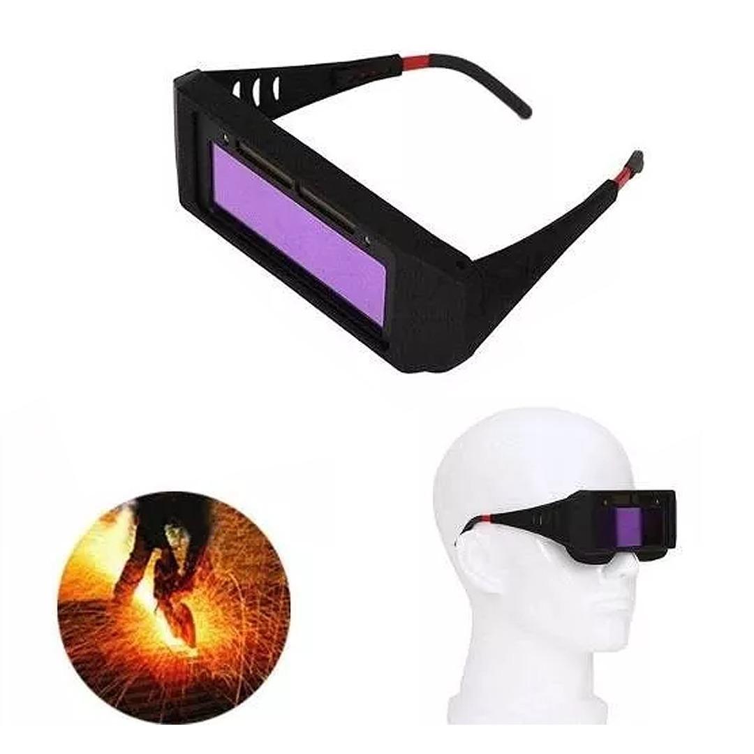 cf205a2bd302a óculos de solda para soldador c  escurecimento automático. Carregando zoom.