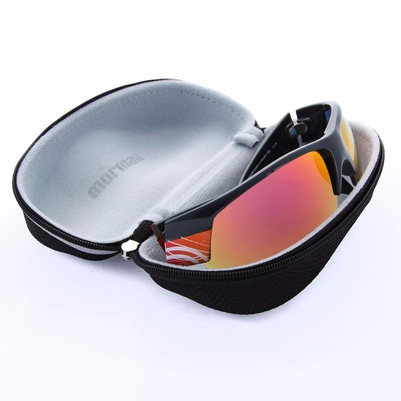 09ad9451c0591 óculos de sol mormaii street air - cinza escuro laranja. Carregando zoom.