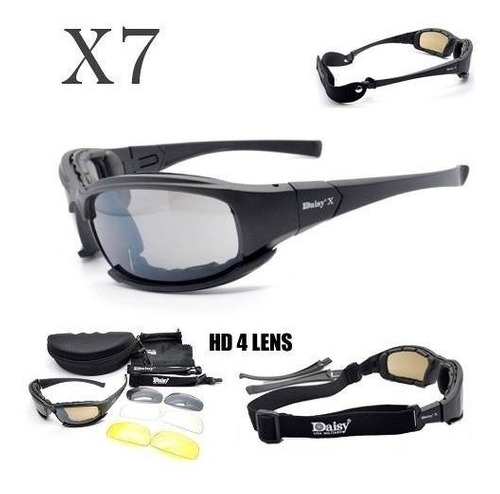oculos de visao noturna - oculos noturno para dirigir - x7
