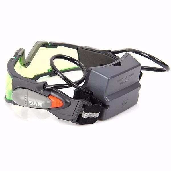 2ec423fc0b560 Óculos De Visão Noturna Airsoft Ciclismo Caça Pesca Luz - R  112