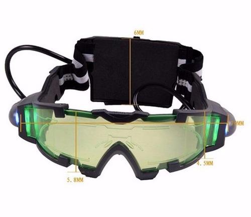 óculos de visão noturna airsoft ciclismo caça + super brinde