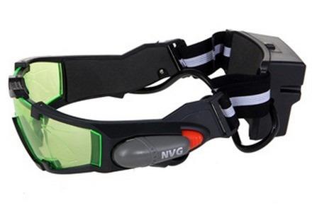 óculos de visão noturna ciclismo caça noite pesca crianças