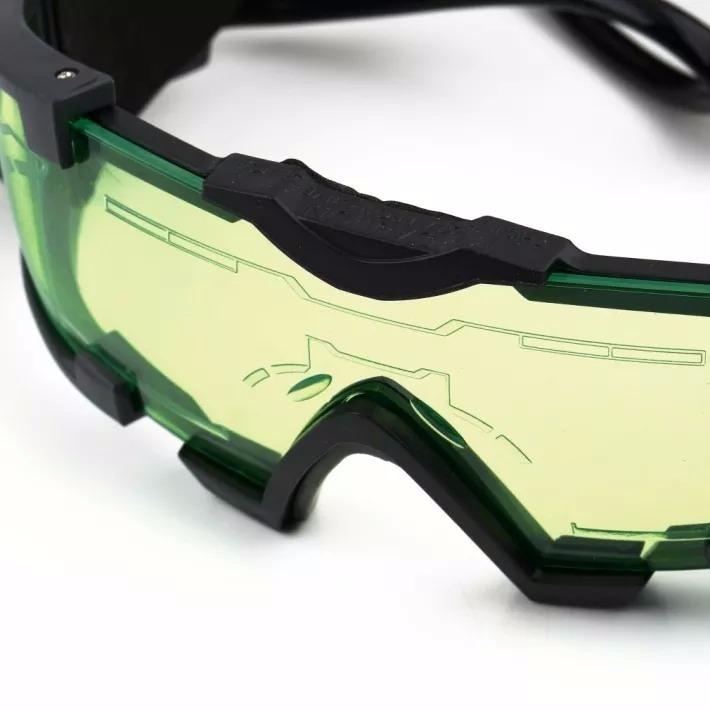 0f56cb6118846 Óculos De Visão Noturna Ciclismo Caça Pesca Lanterna Led - R  70,00 ...