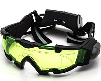 oculos de visão noturna flip-out caça pesca airsoft ciclismo