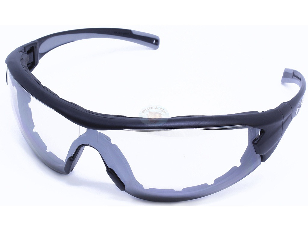 oculos delta militar incolor ideal para futebol proteção. Carregando zoom. 9c941f1a61