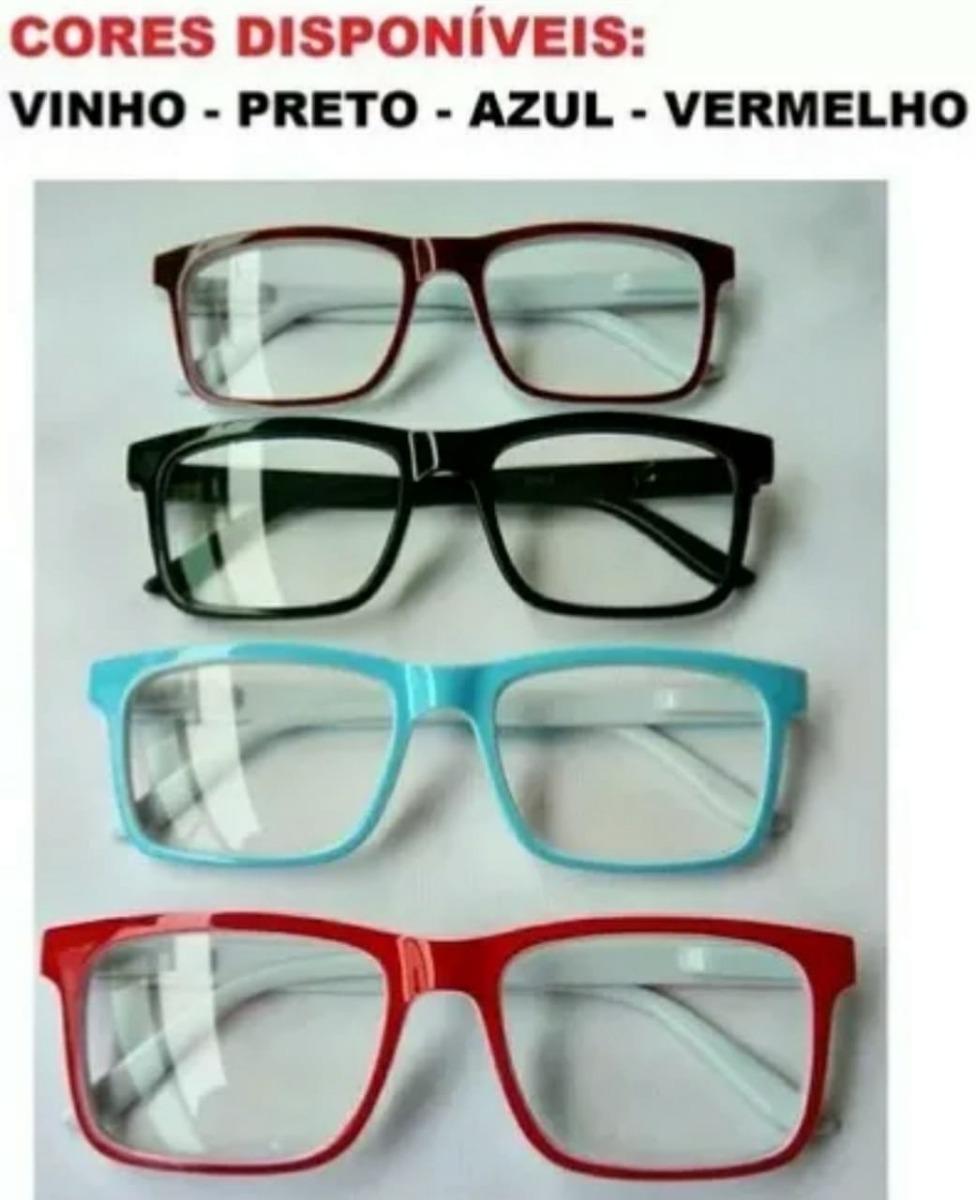 ce27de290848a óculos dia a dia lente transparente quadrado leitura armação. Carregando  zoom.