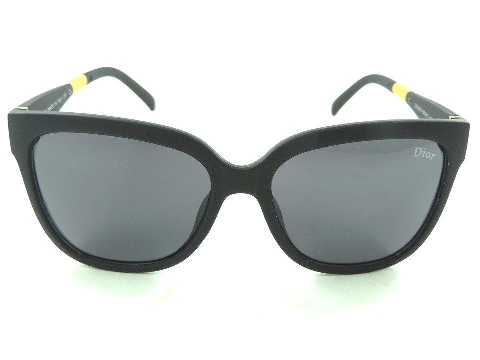 310339ed3 Óculos Dior 1708 Feminino Preto Proteção Uv400 Frete Grátis - R$ 79 ...