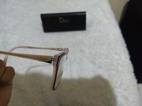 a8e151fcd Óculos De Grau Rurus Italiano De Sol Dior - Óculos no Mercado Livre ...
