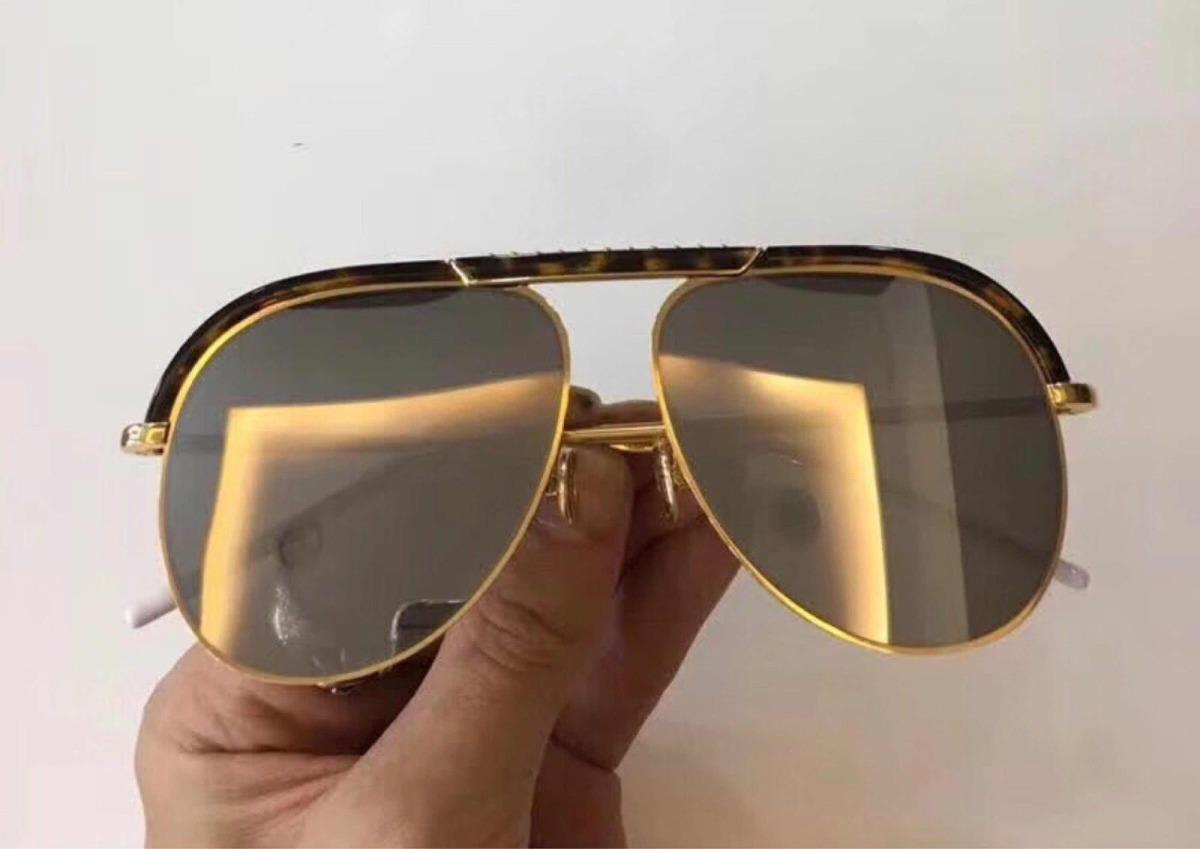 7fe9abf6d7010 Óculos Dior Desertic Original Completo Importados - R  799