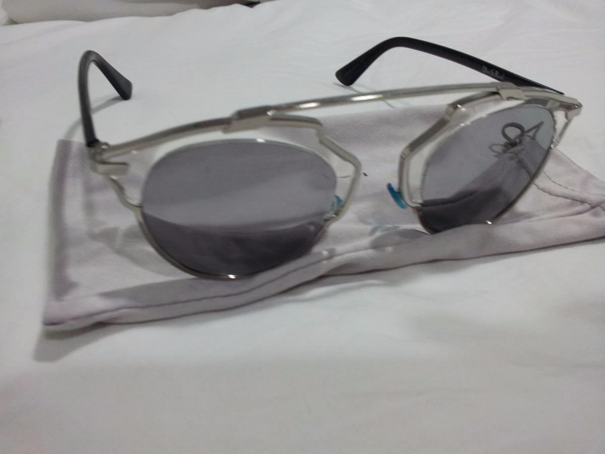 936bf52a13079 oculos dior espelhado prata modelo so real. Carregando zoom.