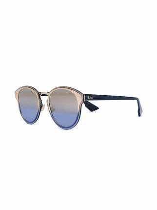 7c2b1b6174214 Óculos Dior Nightfall Azul Original - R  1.099