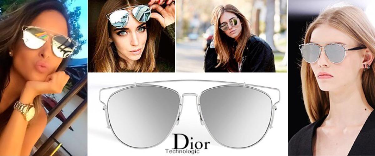 óculos dior real technologic original direto eua prata. Carregando zoom. 6bd70e2b80