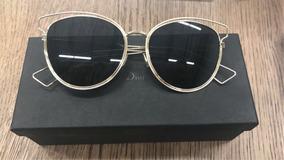 146818294 Oculos De Sol Em Ouro Dior - Óculos no Mercado Livre Brasil