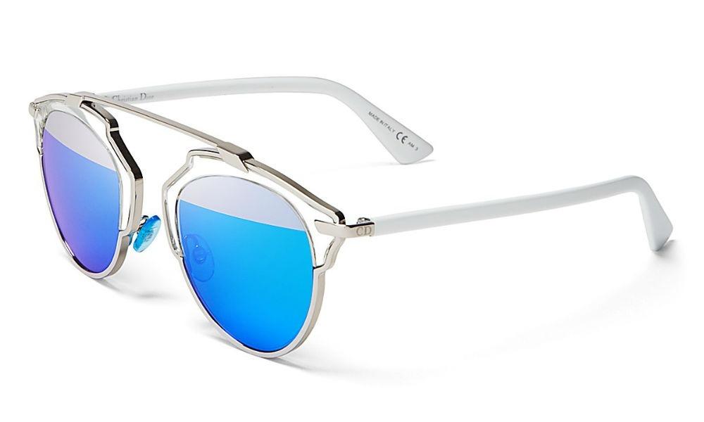 Oculos Dior So Real Original Azul Espelhado - R  539,00 em Mercado Livre 1ac9a7e130
