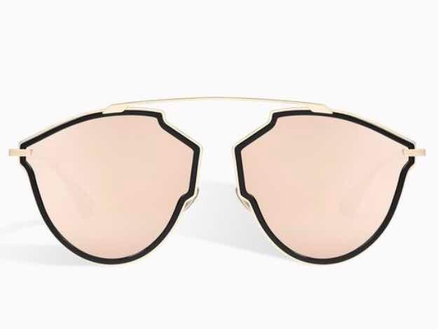 c5077932b9c93 100+ Óculos De Sol Retrô Modelo So Real. Dior So Real Sunglasses ...