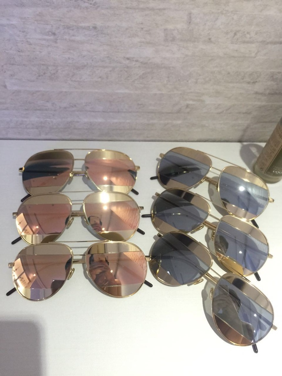 268d56b190f óculos dior split várias cores luxo 100% original lançamento. Carregando  zoom.