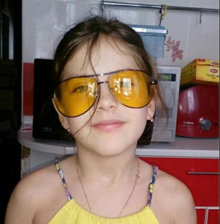 330277c0e1001 Óculos Dirigir A Noite Amarelo Modelo Aviador Polarizado - R  89,90 ...