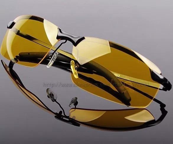 Oculos Dirigir Noite Amarela Polarizado Masculino Barato - R  69,90 ... 03ff34795b