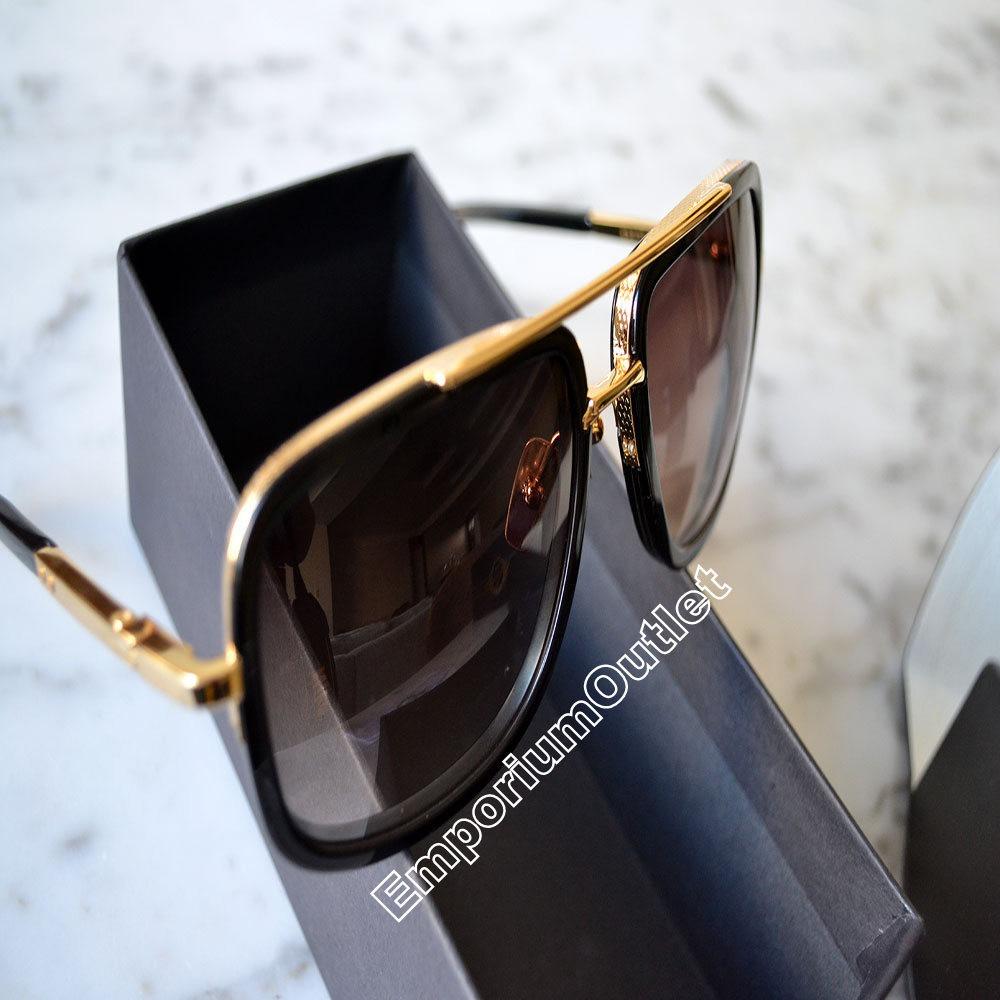 0c331d0412b99 Óculos Dita Mach One Original Masculino 18k - R  589,00 em Mercado Livre