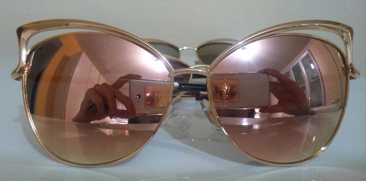 d8a549ac21bd2 óculos dita von teese gatinho retro + estojo + flanela. Carregando zoom.