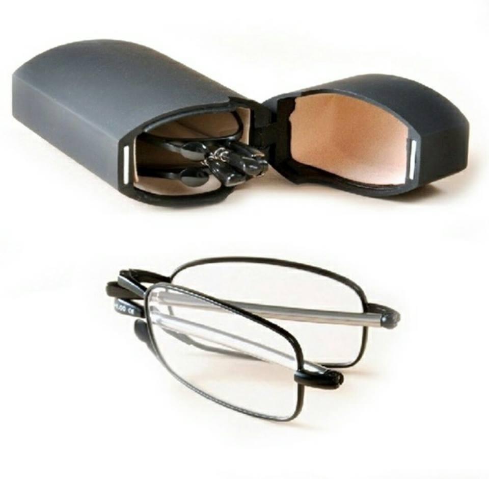 20aef80f1 Oculos Dobravel E Retratil Para Leitura 1,25 Perto - R$ 219,99 em ...