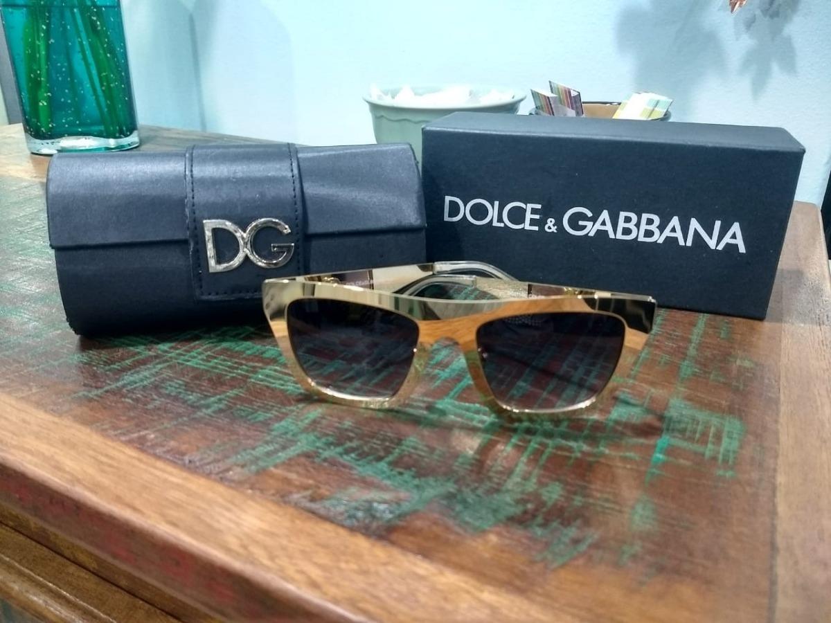 Óculos Dolce   Cabbana Original Ray Ban Gucci Fendi - R  790,00 em ... aa885b5a1e