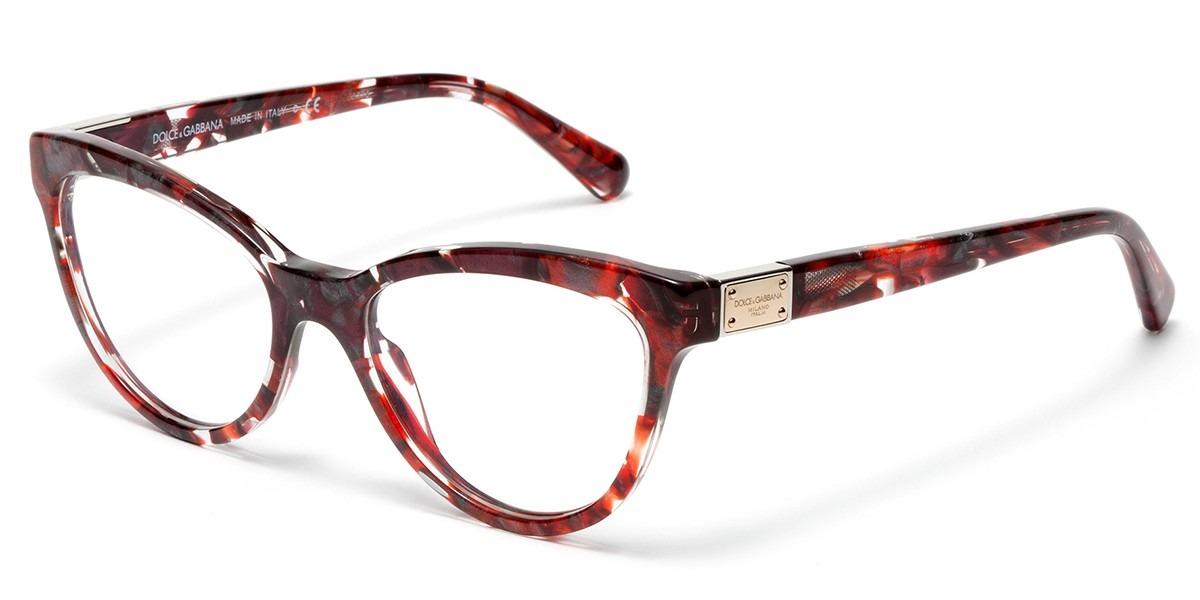 27cded14baf12 Óculos De Grau Dolce   Gabbana Dg3169 2733 - R  868