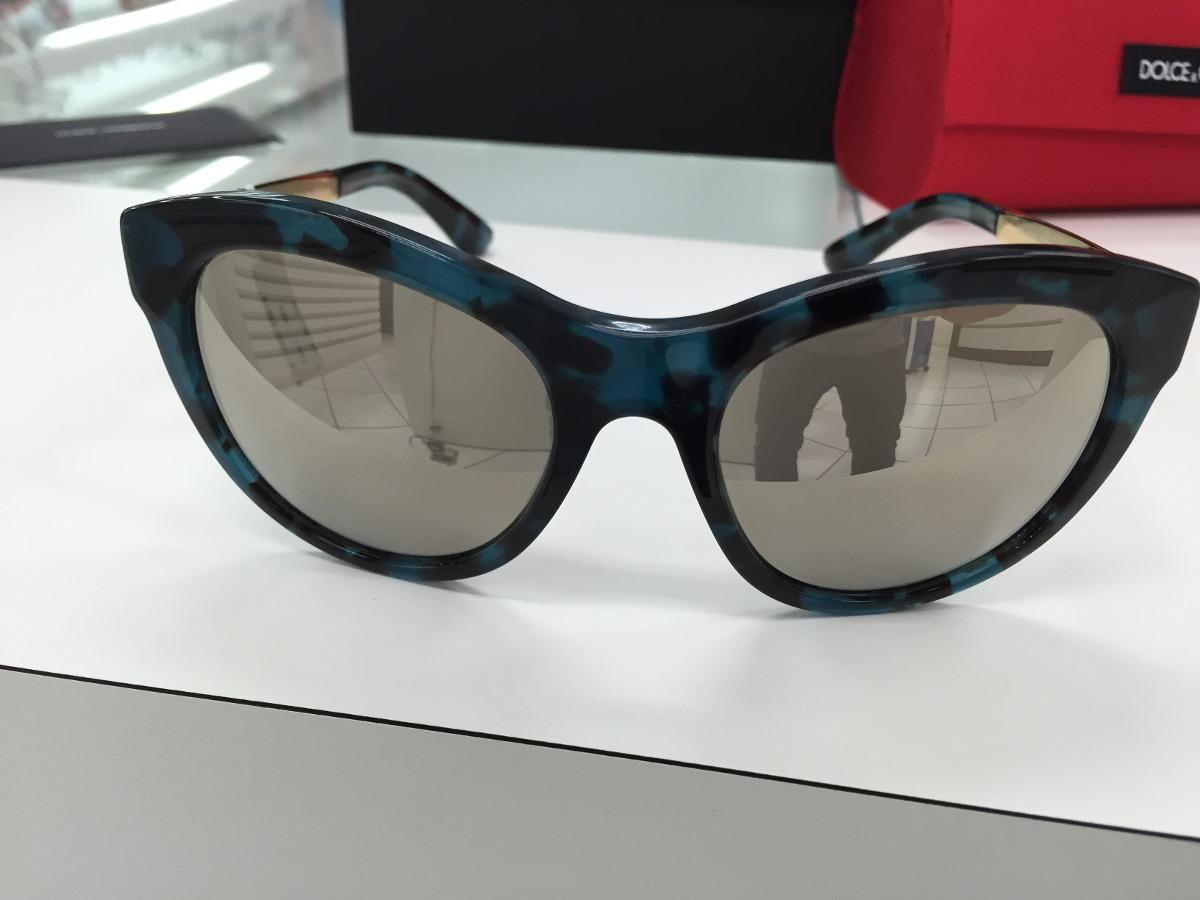 51211bfb46fe7 Carregando zoom... dolce gabbana oculos. Carregando zoom... oculos solar  dolce   gabbana dg 4243 2887 6g 53 made italy