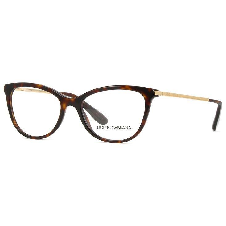 Óculos De Grau Dolce   Gabbana Dg3258 502 54x17 140 - R  591,85 em ... e8d649fd25