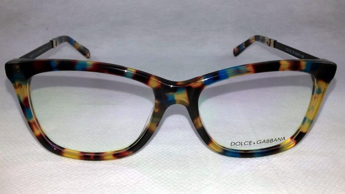 f8c225182af0d oculos dolce gabbana armação grau feminino importado acetato. Carregando  zoom.