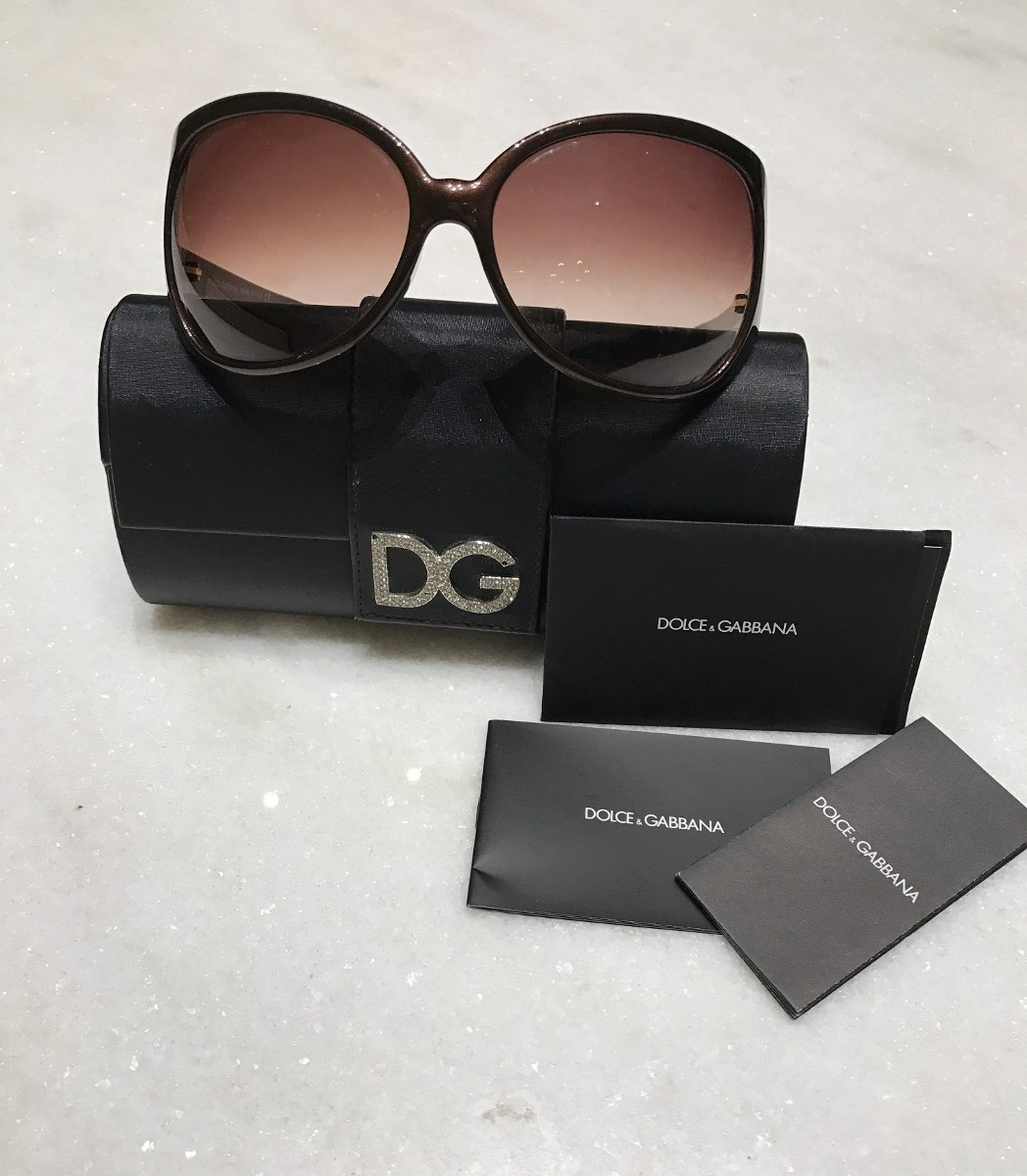 Óculos Dolce Gabbana Feminino Completo ! - R  560,00 em Mercado Livre 97193943b7