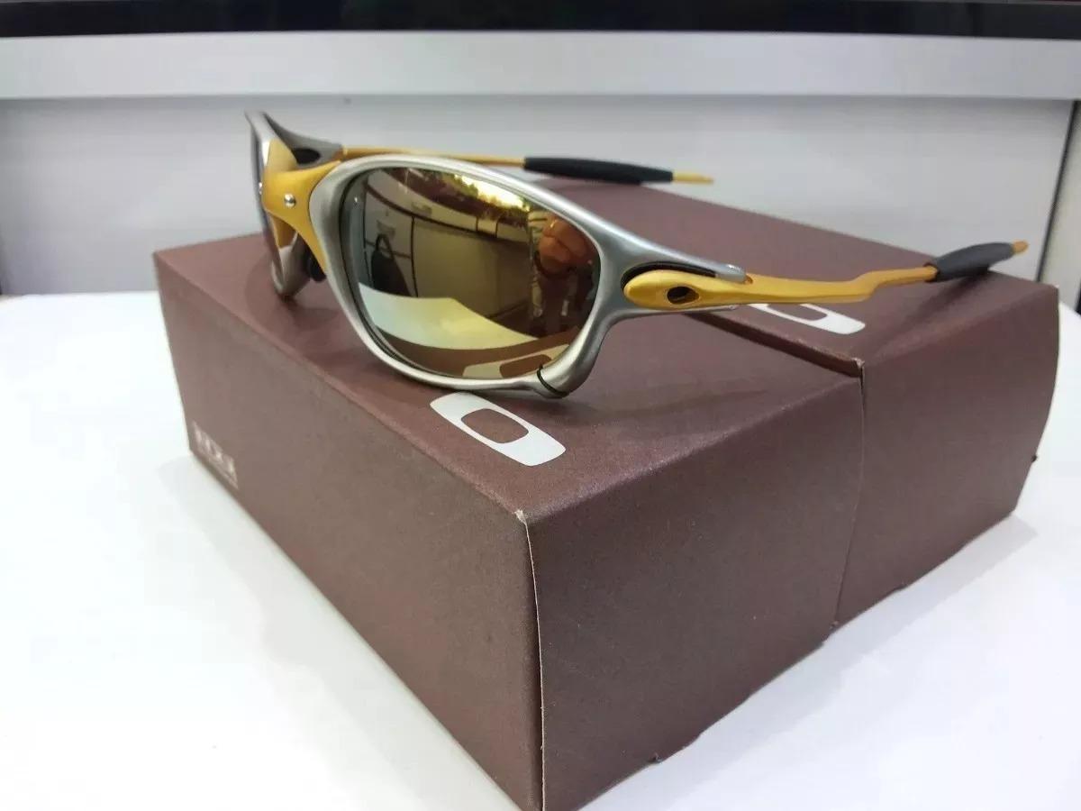 4bc8a6398 Óculos Double 24k Gold Frete Gratis - R$ 120,00 em Mercado Livre