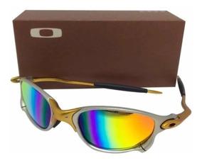 4a4a5c29f Juliet 24k - Óculos De Sol Oakley Juliet com o Melhores Preços no Mercado  Livre Brasil