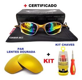 7d3d6811d De Sol Oakley Juliet - Óculos com o Melhores Preços no Mercado Livre Brasil