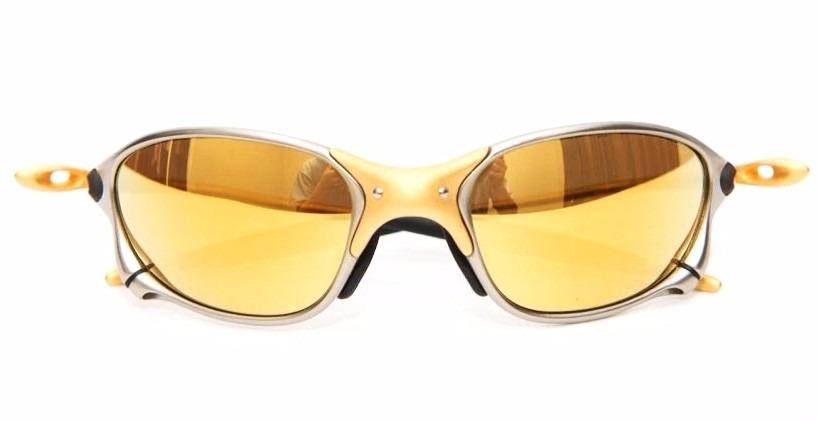 7d22a7e6eb108 oculos double xx 24k gold oakley numerado original. Carregando zoom.