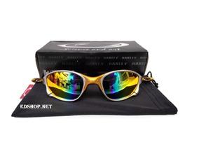 6ead8f56b Oculos Barato Para Revenda Oakley Juliet - Óculos no Mercado Livre ...