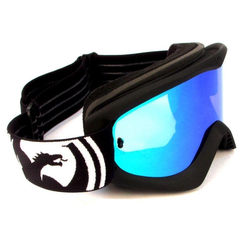 00912d5f731f7 Óculos Dragon Mdx Black coal (lente Espelhada) - Azul - R  179,90 em ...