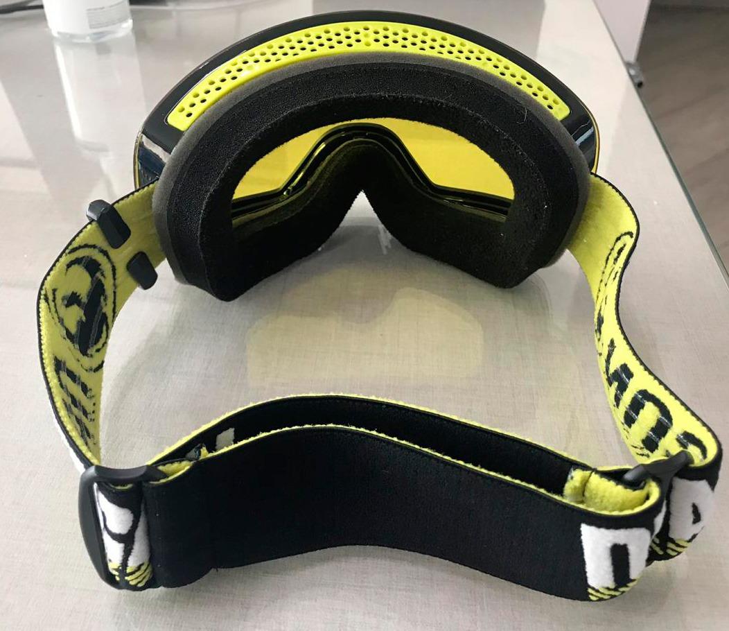 c08671ada óculos dragon nfx-s lente transitions especial motocross jet. Carregando  zoom.