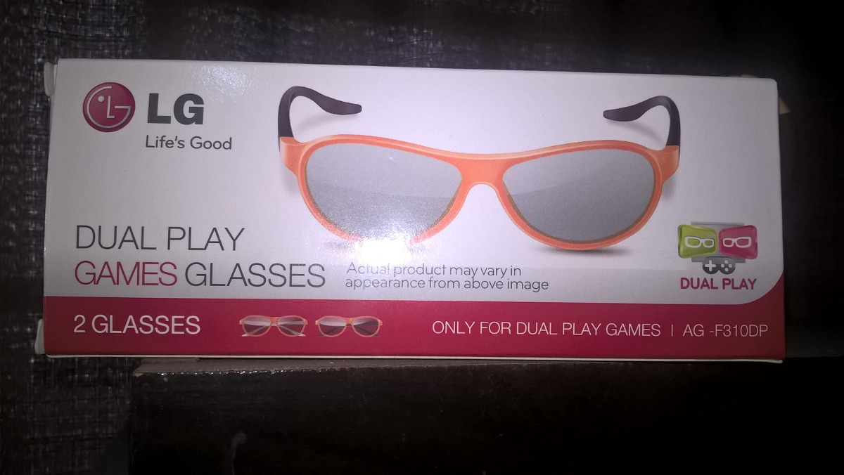 Oculos Dual Play Lg - R  180,00 em Mercado Livre 4dde1cb975