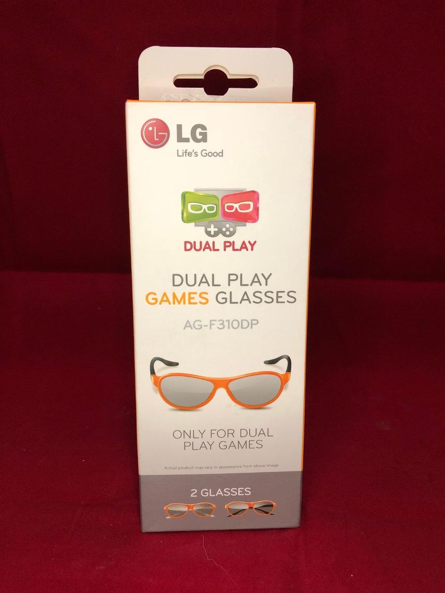 Óculos Dual Play Para Monitores 3d Da Lg Usados - R  70,00 em ... c4f1bf6674