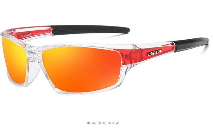 aa55285380696 Óculos Dubery Esportivo Polarizado 400uv - R  125