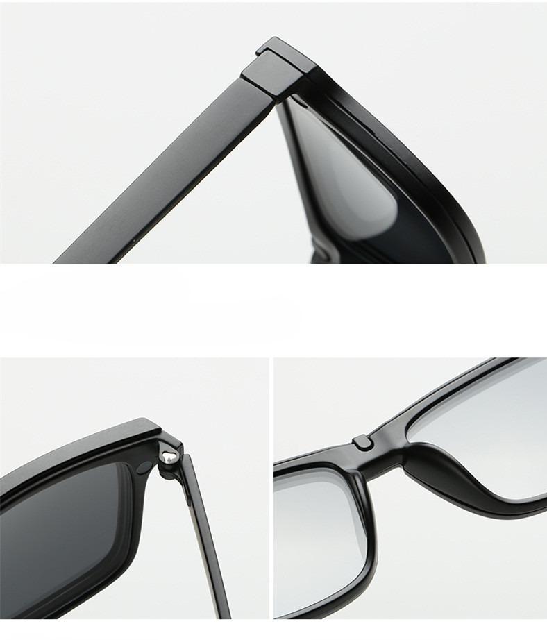73f2e4f2ccb8b Óculos Dupla Lente Para Grau E Sol Lentes Anti-reflexo - R  98,95 em ...