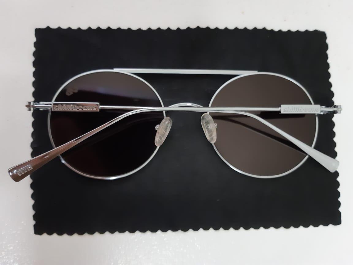 242ad2d64 óculos elvis chilli beans edição limitada banhado ouro raro. Carregando  zoom.