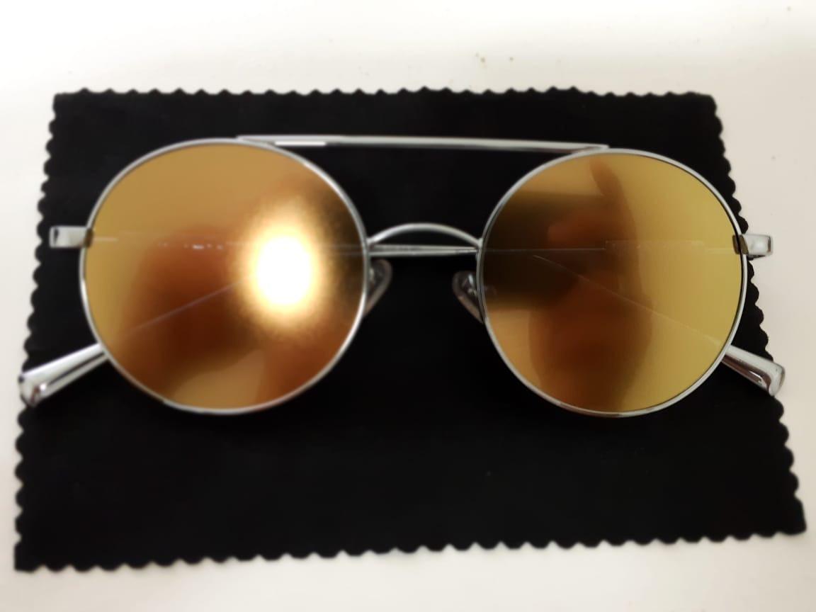 0994cf7a733f9 Óculos Elvis Chilli Beans Edição Limitada Banhado Ouro Raro - R  399 ...