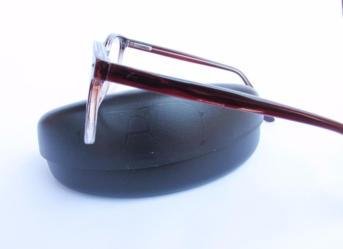 880d10a4e9903 oculos em acetato para grau no cor marrom degrade. Carregando zoom.