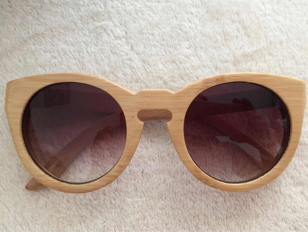 fcaabc1b4e188 óculos em madeira evoke. Carregando zoom.