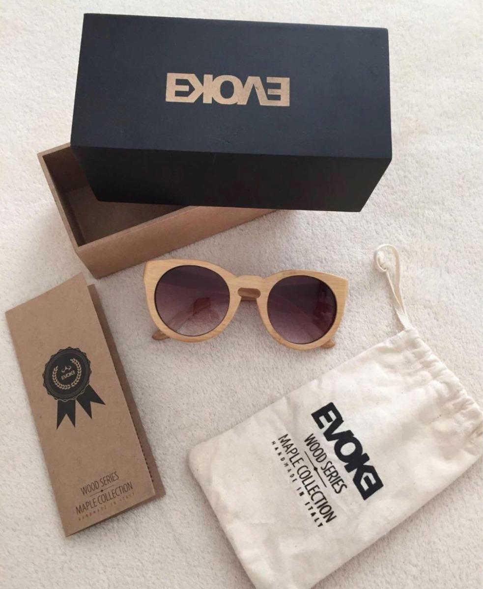 32b4df4648f71 óculos em madeira evoke. Carregando zoom.