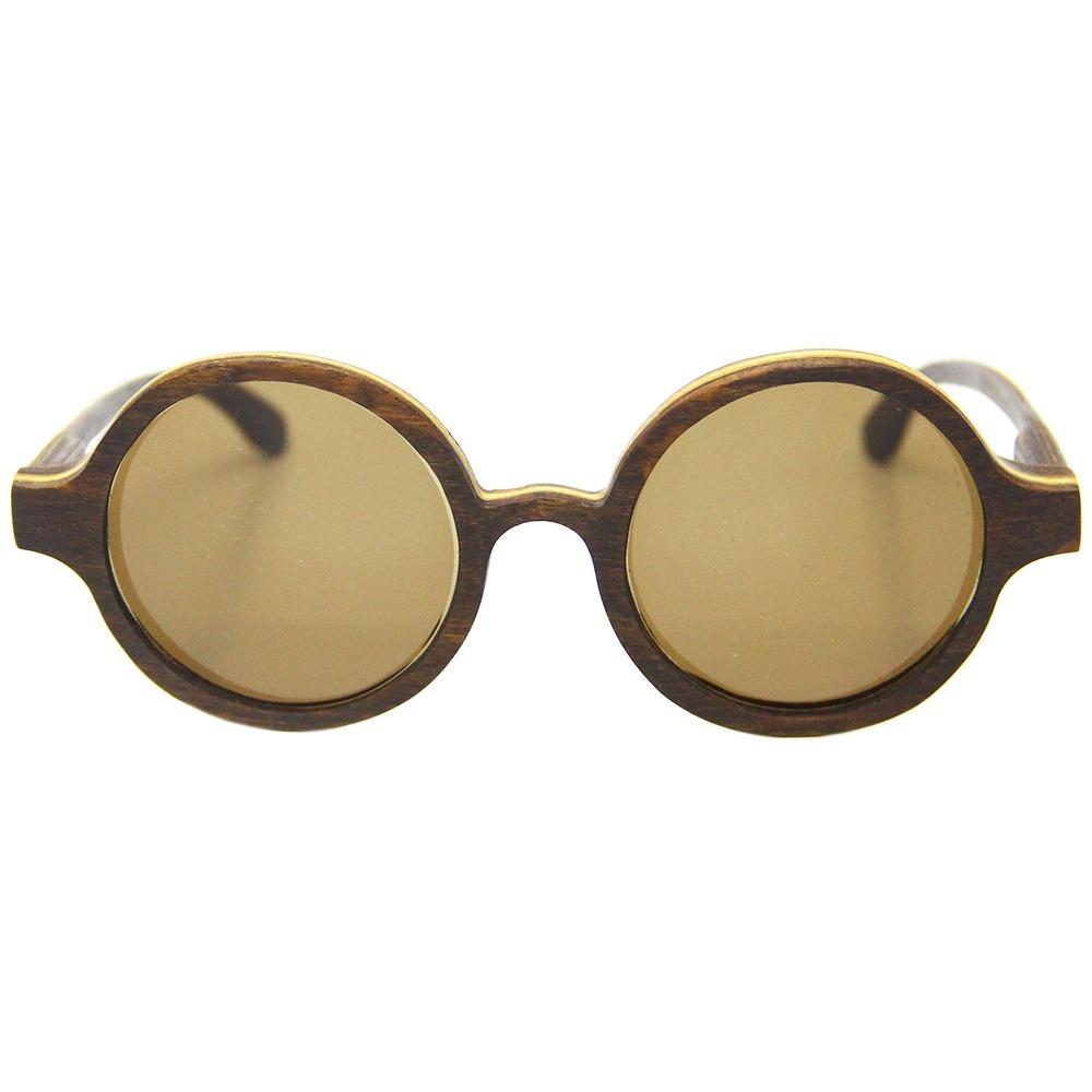 Óculos Em Madeira Natural Leaf Modelo Layla - R  199,49 em Mercado Livre d6e5dae2e1